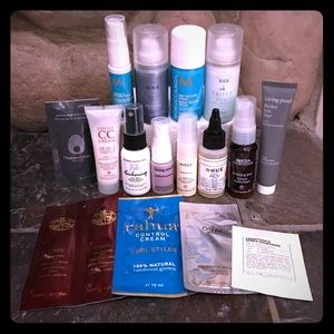 **NWT** Luxury Haircare Sampler - 17 pieces!!